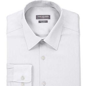 Van Heusen Men's Dress Shirt Slim Fit Dress Shirt